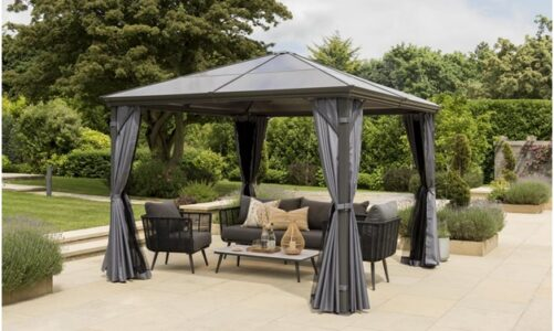 Revamp Your Outdoor Space With Amazing Gazebos