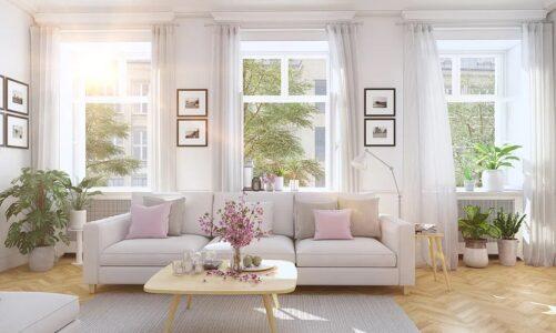Tips for Making a Living Room Feel More Bearable