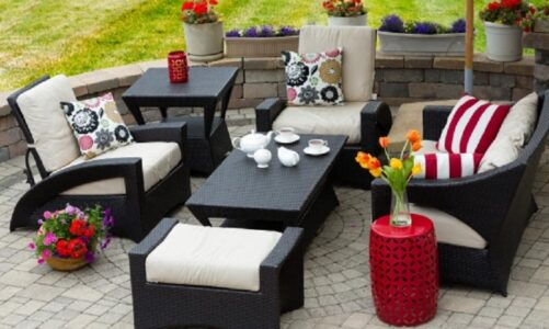 How to Clean and Care for Patio Furniture