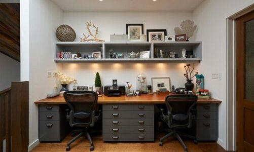 Lighting Solutions For Your Home Office