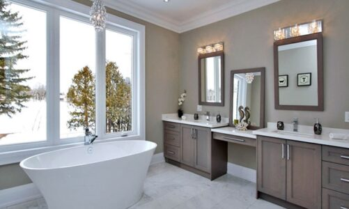 Top 4 benefits of bathroom renovations