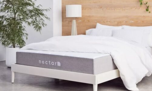 Buy Nectar Mattresses to make your sleep more peaceful!