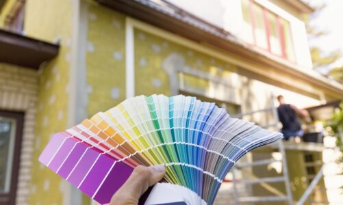 Exterior Paint: All That You Need To Know