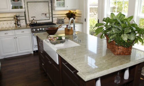 Make Your Kitchen Even More Beautiful with Granite Countertops