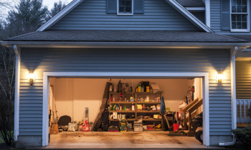 3 Advantages of A Keyless Entry System for Your Garage