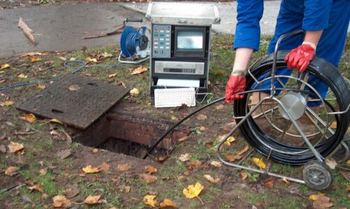 Why A CCTV Drainage Survey Required- Useful Benefits Revealed?