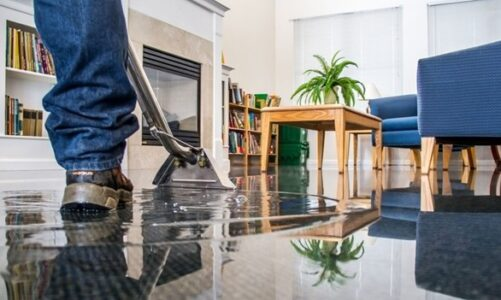Water Damage? Here's How To Clean Up And Reduce Damage