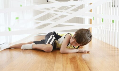 Fun Energy-Boosting Indoor Features that Keep Kids Fit