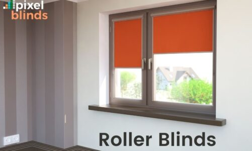 Solve contemporary places problems through designer roller blinds online