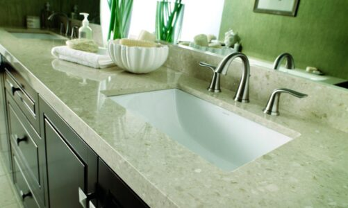 Which Is The Right Material For Your Bathroom Countertop?