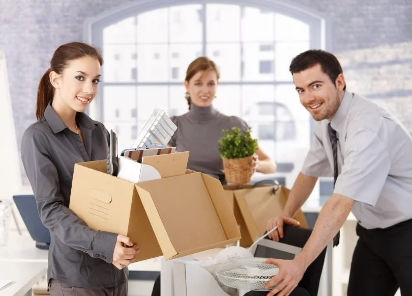 Top 5 Tips for Your Office Move