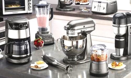 Kitchen Appliances for Cooking