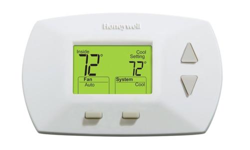 Best Digital: Honeywell th5110d1006 Pro Non-Programmable Digital Thermostat