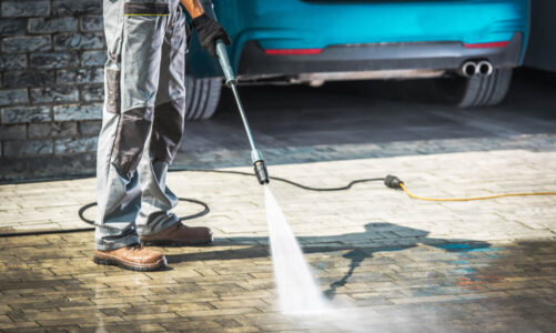 Mesmerize yourself with the services of a pressure washing firm
