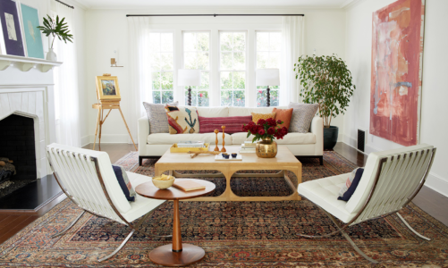 How To Create A Unique Home Decor Through Area Rugs