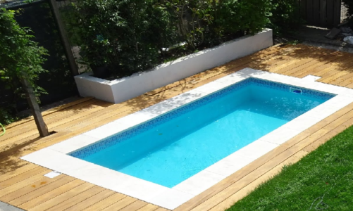 Building A DIY Inground Swimming Pool