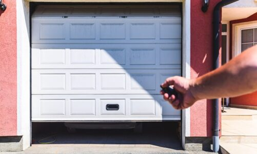 Reasons to have automatic garage doors Sydney