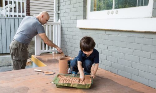 Why Hire a Painter And Decorator Rather Than Painting A House Yourself?