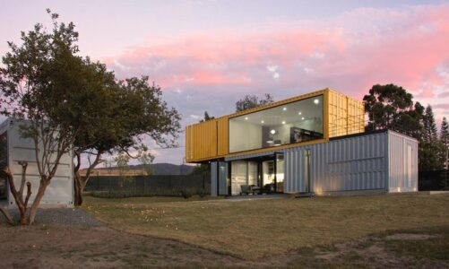 Know how shipping containers can be brought to different use