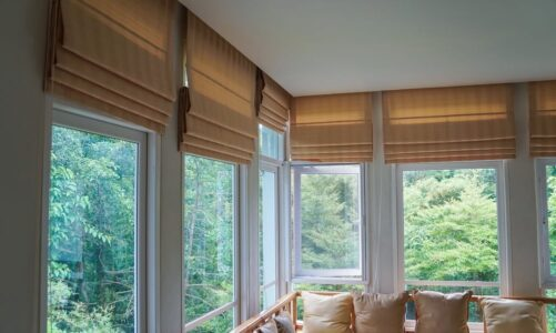 What Are Window Treatments And The Different Types