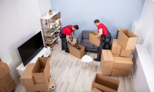 The functions and duties of packers and movers in moving home