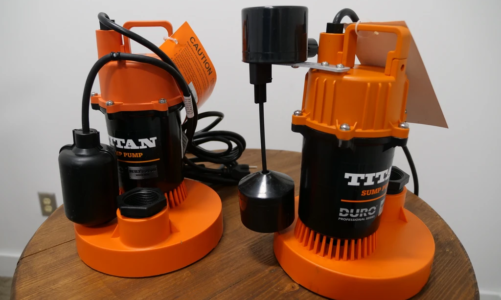 What is a portable sump pump & how it works?