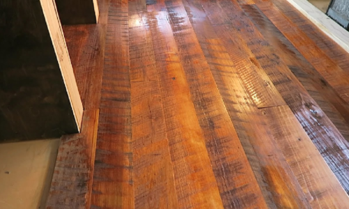 How to Get Real Reclaimed Hardwood Flooring
