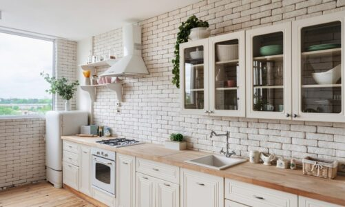 Necessary kitchen characteristics that make the space modern