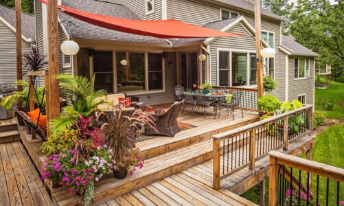 Increasing the Functionality and Beauty of Your Coventry Decking Platform