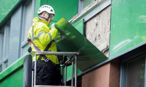 Buildings need a Cladding Survey