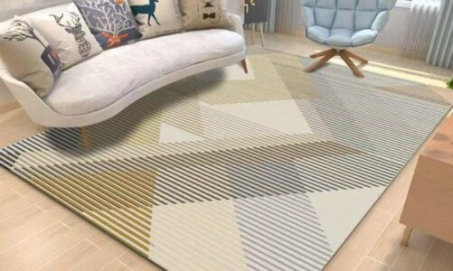 How striped carpets add elegance in the home?