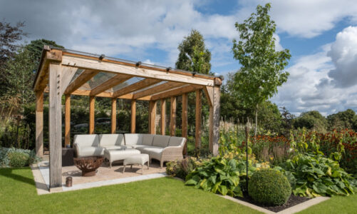 What Are The Advantages Of Installing Wooden Pergola?