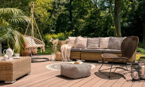 Indoor and Outdoor Types of Chairs